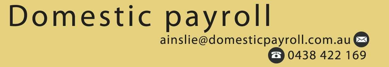 Domestic Payroll